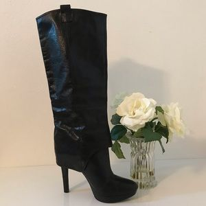 Nine West IN THE HOUSE Leather Boot